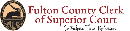 Fulton County Clerk of Superior Court